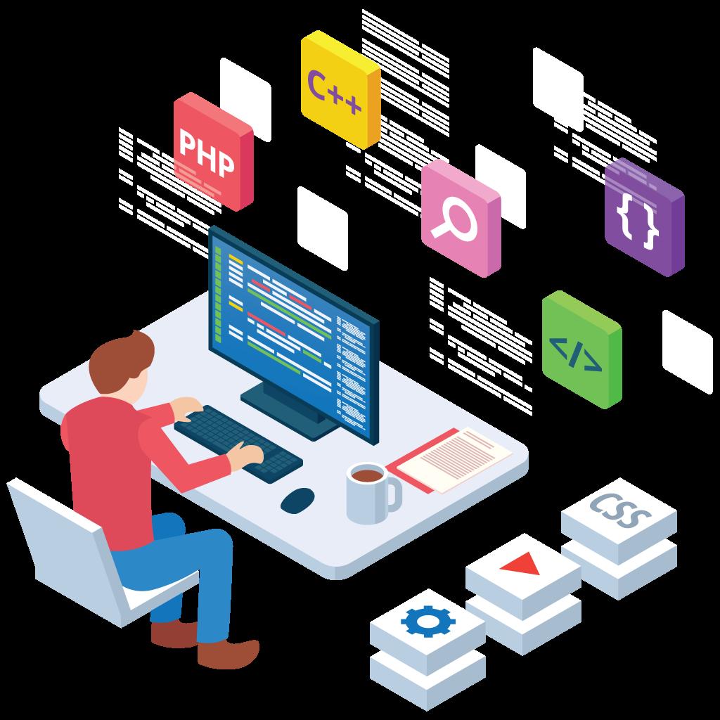 Core Php Development Services Applications Website